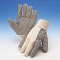 Polkadot handschoen van 100% katoen, Cat.1, 300 paar/ds