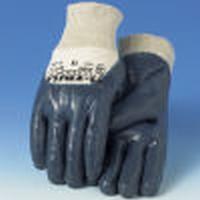 ErgoSafe NBR handsch ,Cat.2, tricot manchet, open rugzijde