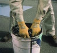 Showa Grip handschoen, Cat.2, latex coating
