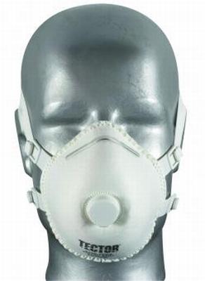 Max-Safe stofmasker FFP3 met ventiel  Stuks