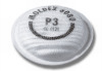 Moldex stoffilter P3