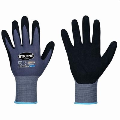 Stronghand Maxiflex Atlanta PU/Nitril-foam, stretch, ademend  Paar
