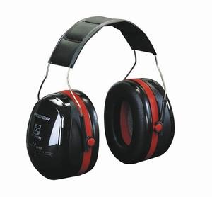 Peltor Optime III met hoofdbeugel, SNR 35 dB(A)