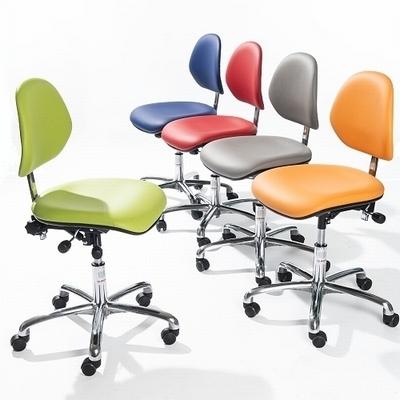 Global Aktiv Multi-Maestre werkstoel multifit
