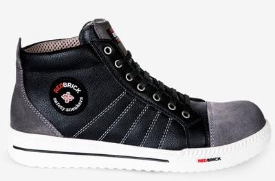 Redbrick Granite-Grey Safety Sneaker Hoog S3 (Granite grey)