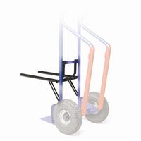 Opnamebeugel voor stoelen