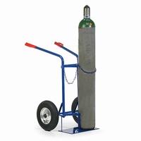 Gasflessenwagen SERIE 13 met luchtbanden