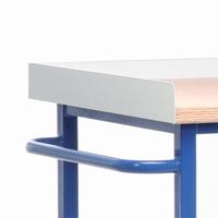 Bordlijsten van staal