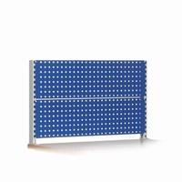 Multiwand 650 met 2 gatenplaten