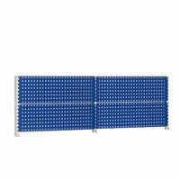 Multiwand 650 met 4 gatenplaten