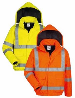Multi-norm Pilotjack fluor geel of oranje