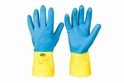 Polychloropreen / natuurlatex handschoenen KENORAS  paar