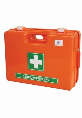 Basis BHV koffer groot Oranje Kruis 2011 (SANAP07020)  stuks