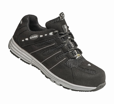 Baak safety-sneaker ultralight, ESD, metaalvrij, Go&Relax