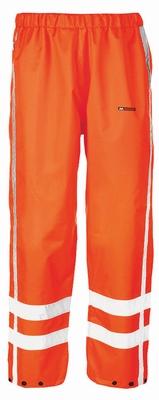 Regenbroek signaal oranje met reflectie RWS +  EN 471 (1,2)
