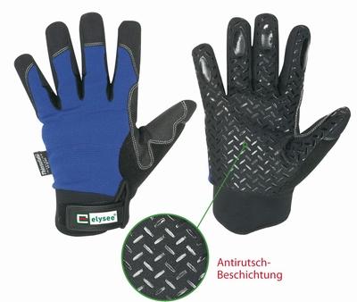 Freezer gevoerde grip handschoen koude-isolerend  Paar