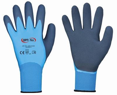 Handschoen met Impranil PU-coating, wit,  PU MIIZU 300  paar