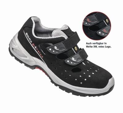 Veiligheidsschoen Sports S1P sandaal met ventilatie