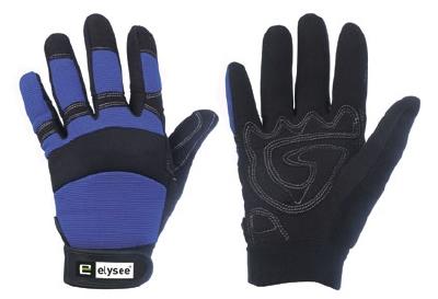 Mechanics handschoen Madis Total Protect, snijklasse 5  paar
