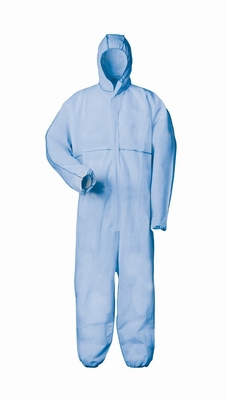 Overall 3-laags polyprop partikel- en neveldicht XL-blauw