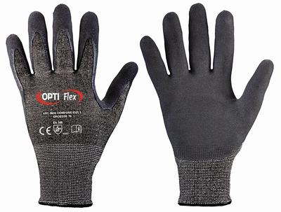 Stronghand Cut-Resist Opti-FlexS Comfortcut-5 - Class 5 (V)  paar