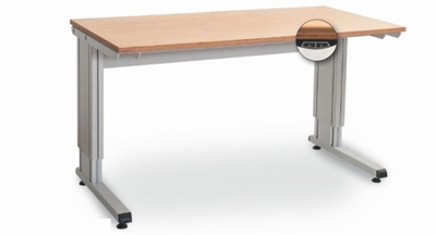 ESBH Powerline-C hoogteverstelbare zwaarlasttafel