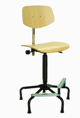Ambaegtik IV High - hoge stoel met voetsteunen H-max: 78 cm