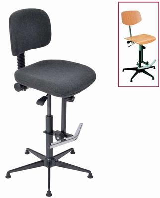 Ambaegtik V High T-footrest - hoge stabiele stoel  T-steun