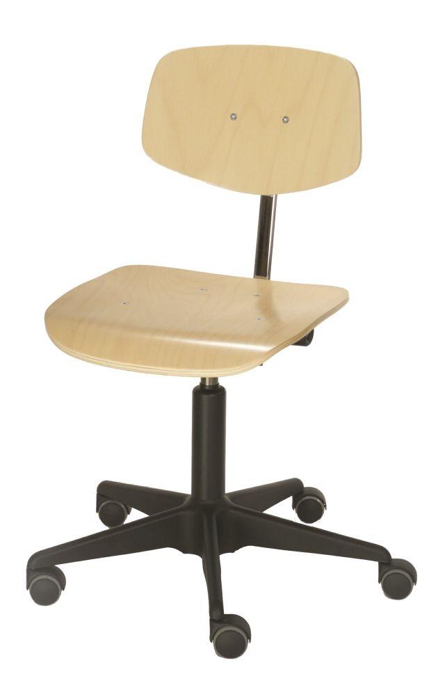 Ambaegtik Spindel-2 - stabiele stoel met draaispindel
