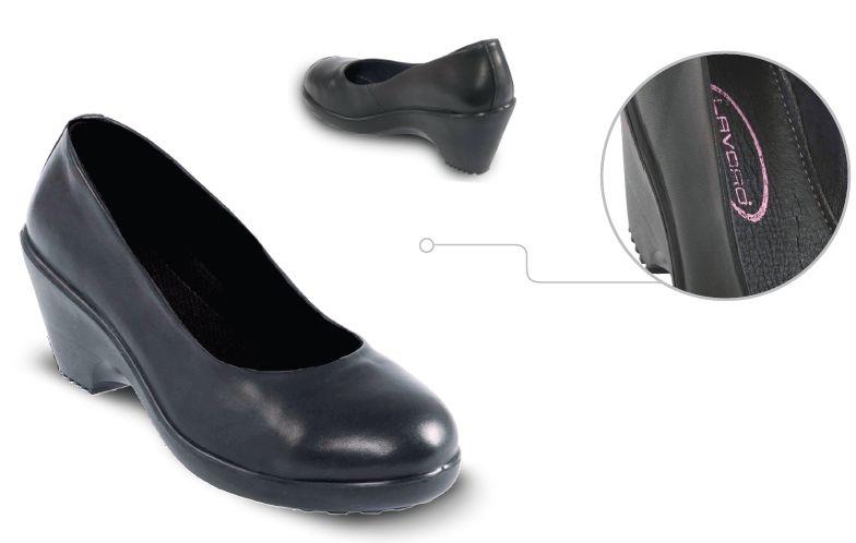 Damespump veiligheidsschoen model Pump Grace S3