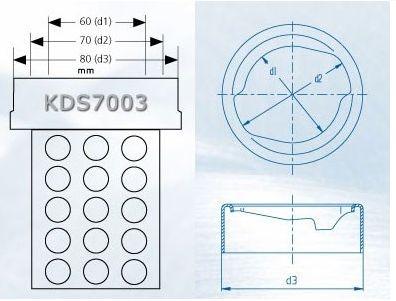 Diesel-Protector DPKDS d 60 construction