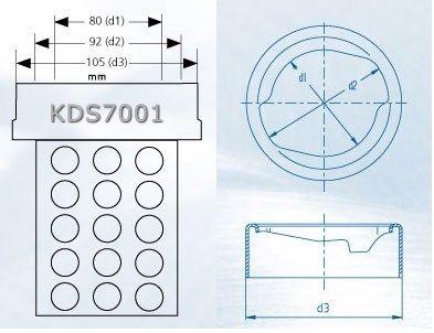 Diesel-Protector DPKDS d 80 STD