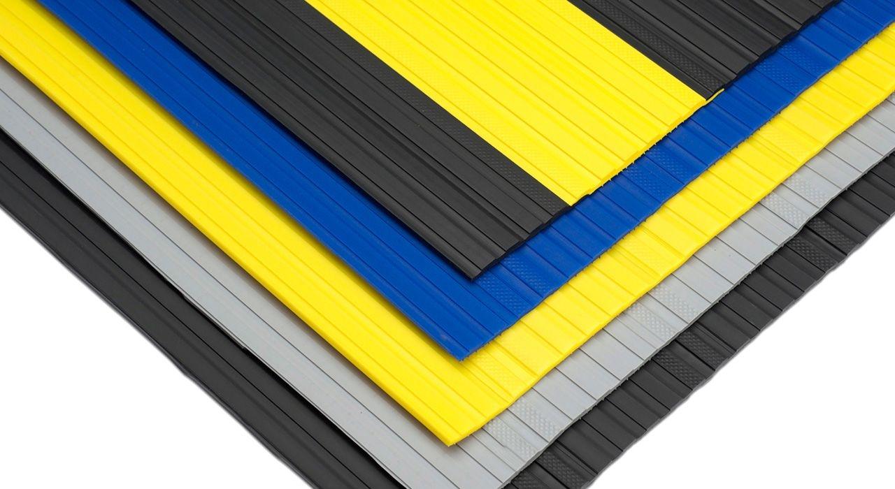 ErgoSoft – Veiligheids - loper PVC - 10 meter rol