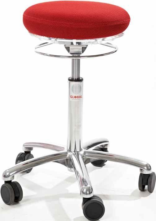 Global Pilates Air Seat balance stoel