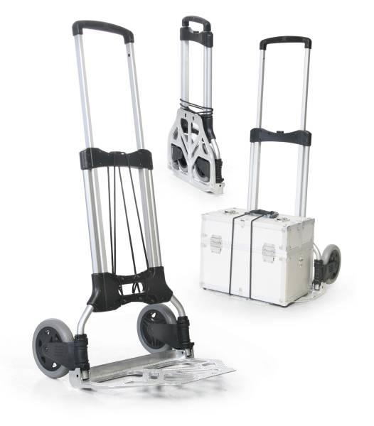 Lichtgewicht aluminium-transportwagen, inklapbare steekwagen