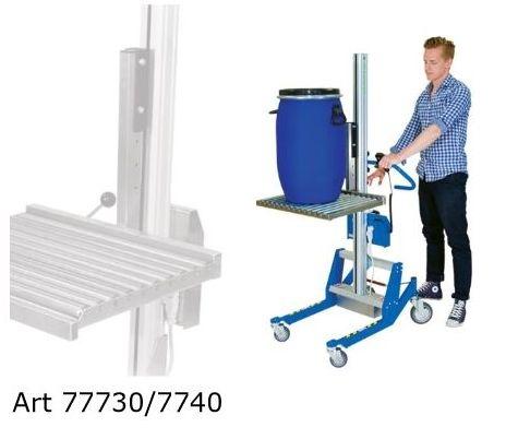 Lift Trolley LD130P minilift, hef- en tilhulp - 130 kg