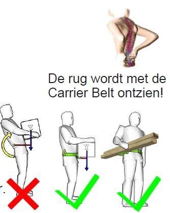 Matador tilriem Carrier Belt