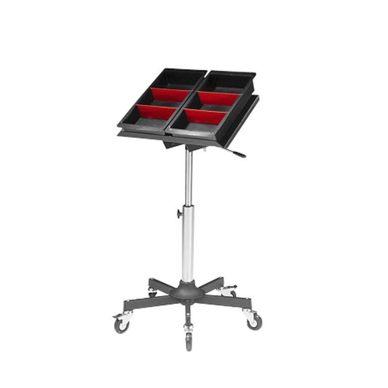 Mobiele werktafel - workpositioner - hoogteverstelbaar
