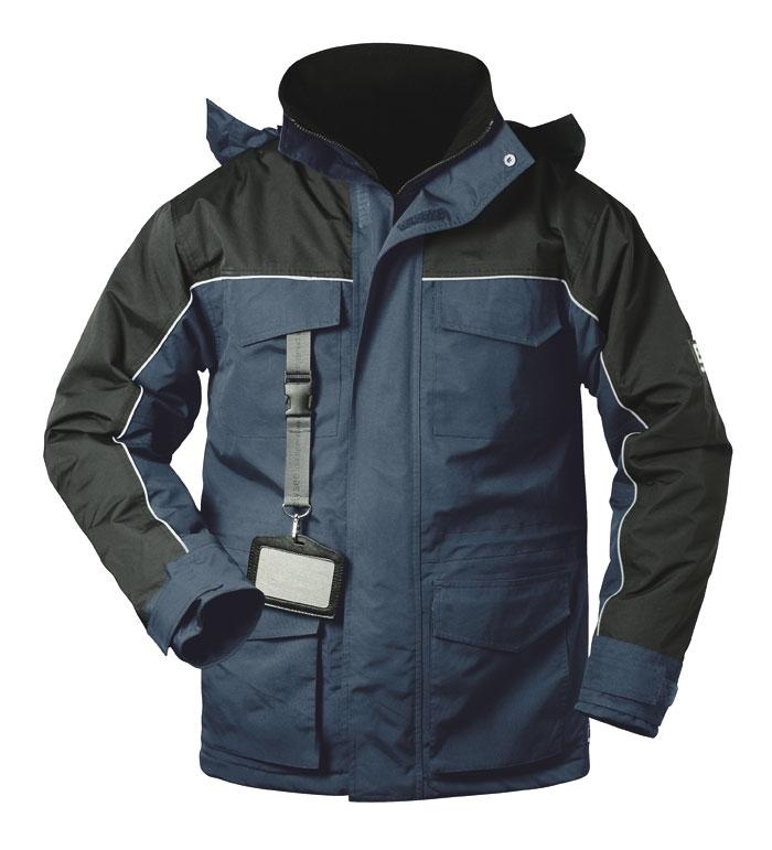 Parka Thermo polarfleece jacket Blackpool, ademend