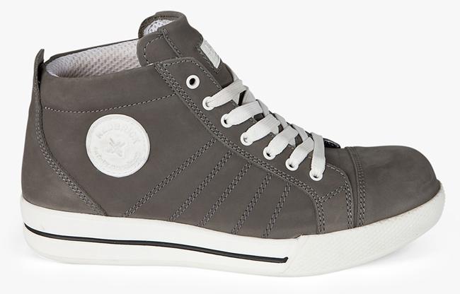 Redbrick Jesper Safety Sneaker Hoog S3 (Taupe grayish brown)