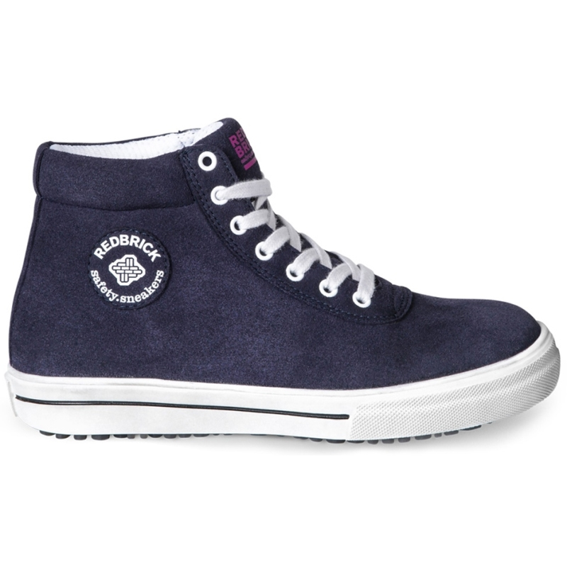 Redbrick Ladies Colour Safety Sneaker Hoog S1P