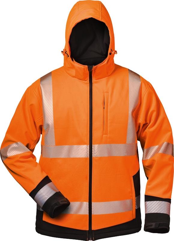 Signaal winter gewatteerde softshell jas  COLDBOXER