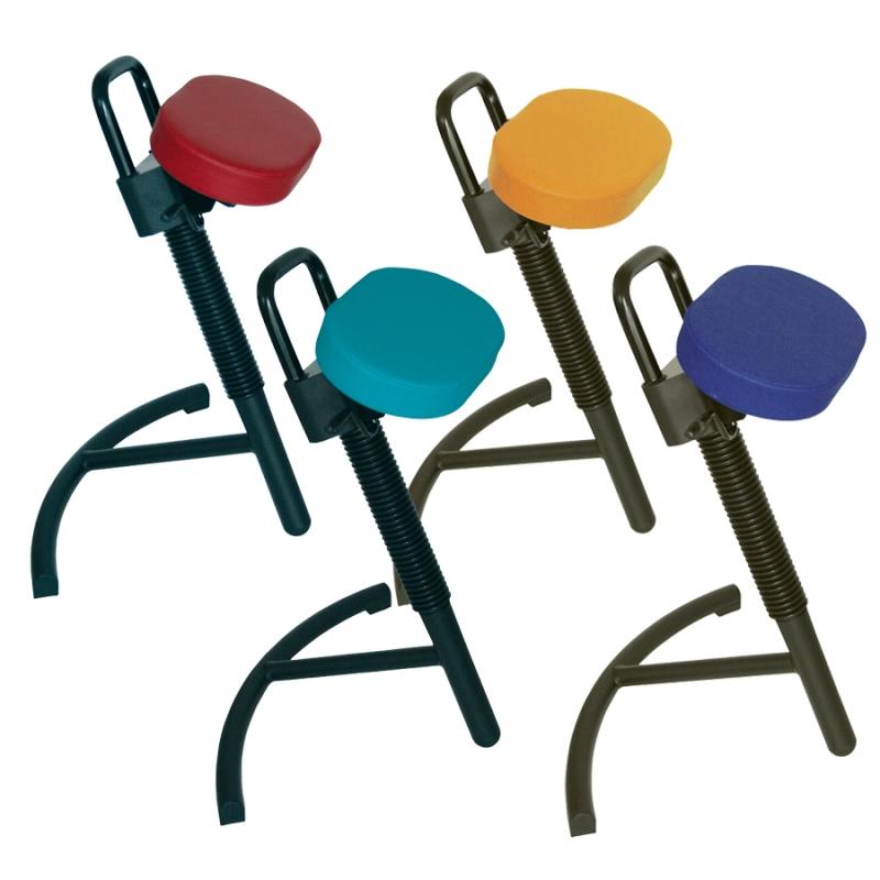 Stahulp Ready-Steady met gasvering en Swing-Seat-Move
