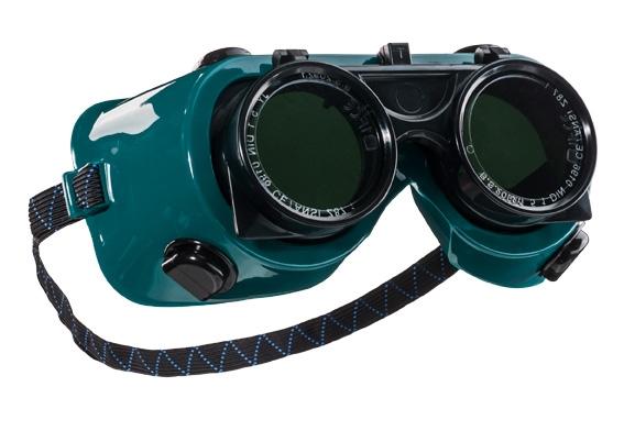 TECTOR® lassersbril opklapbare glazen
