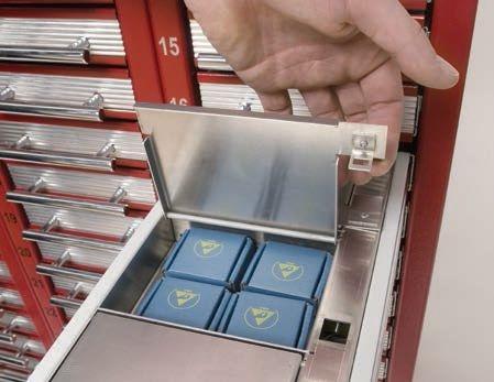 Toolserver Modular - materiaal uitgifte management kast