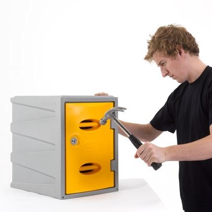 Xtreme Bloxz 450 kunststof Locker - modulaire kast