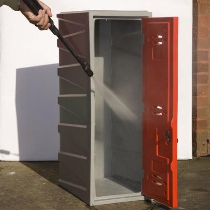 Xtreme Bloxz 600 kunststof Locker - modulaire kast