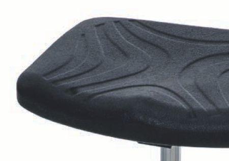 Zit-Stahulp Lysandum II met slimme wieltjes en greep