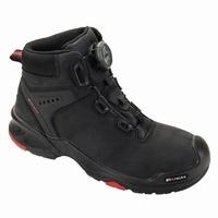 Baak B664200 veiligheidsschoenen hoog S3 SRC HRO® go & relax
