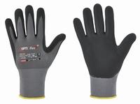 Maxiflex Optimate PU/Nitril-foam, stretch, ademend, hitte